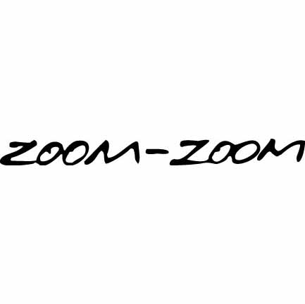 The Zoom Zoom Factor | My Rivendell
