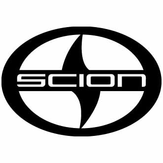 Scion Logo Decal